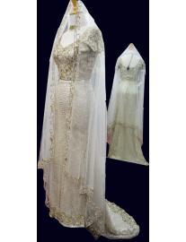 Bridal White Trail Lahenga